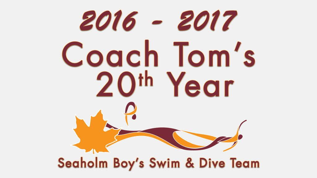 cover page to coach Tom Wyllie's history at Seaholm high school